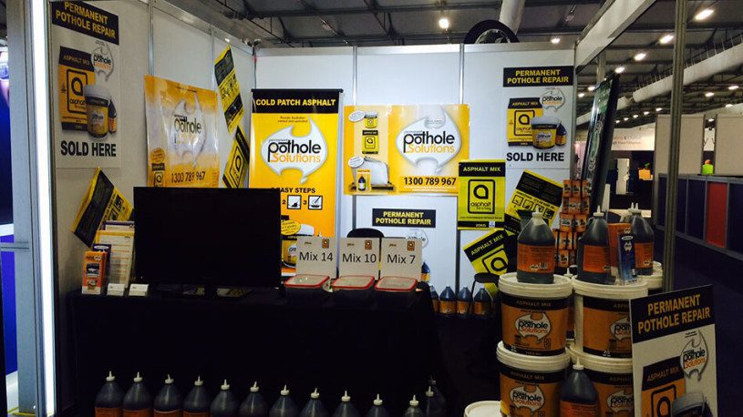 PPS Exhibition Stand