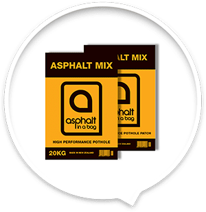 Asphalt In A Bag -