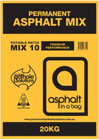 Mix 10 Gauge - Asphalt in a Bag
