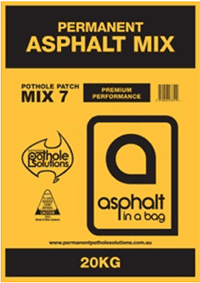 Mix 7 Gauge - Asphalt in a Bag