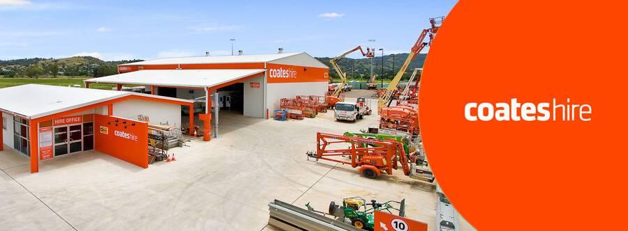 Tasmania Coates Hire Stockists