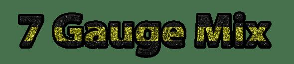 7 Gauge Mix - Asphalt in a Bag